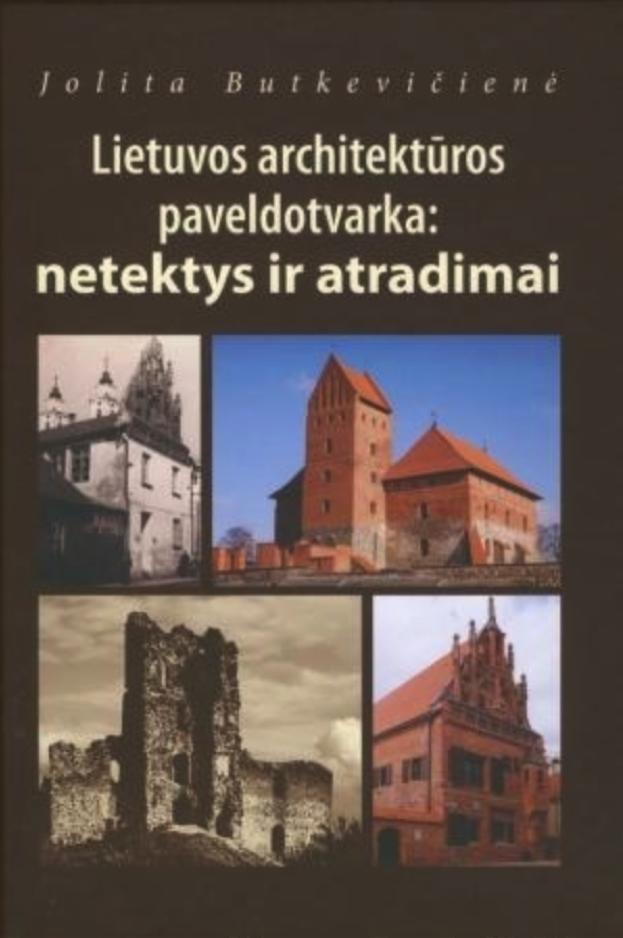 Lietuvos architekturos paveldotvarka