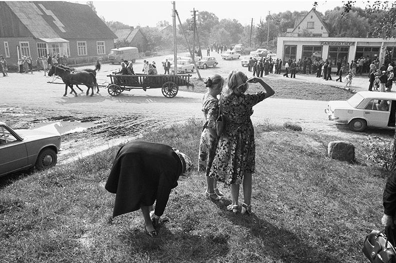 Krištonys. 1979
