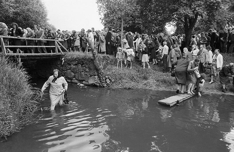 Žemaičių Kalvarija.1984