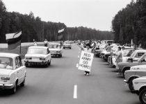 1989. Baltijos kelias. Požerskis (9)